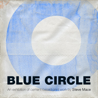 Blue Circle Exhibition Cover